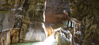 Canyoning gorges de challis